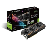 Asus ROG Strix-GTX1070-8G Gaming Nvidia GeForce Grafikkarte (PCIe 3.0, 8GB DDR5 Speicher, HDMI, DVI, DisplayPort) -